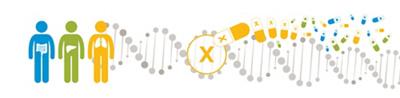 DNA-Helix der personalisierten Onkologie