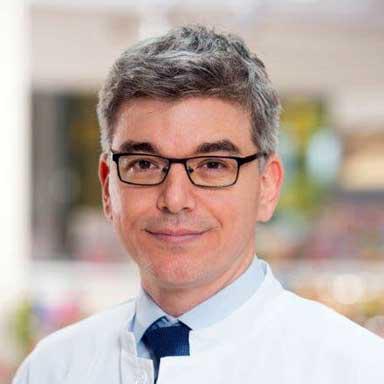 Portrait von Dr. med. Edin Zelihic