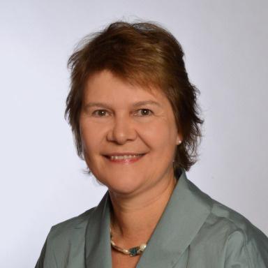 Portrait von Monika Frieden