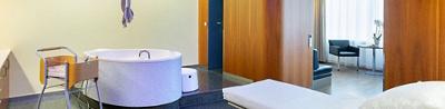 Gebärsaal der Klinik Hirslanden