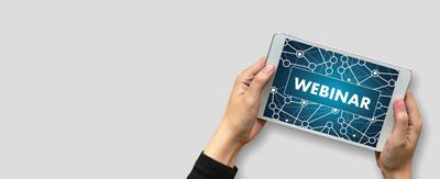 Tablet Hirslanden Webinar