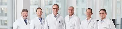 Ärzte des Chirurgischen Zentrums Zürich