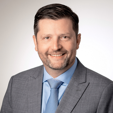 Directeur de la Clinique Bois- Cerf Cédric Bossart