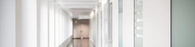 Couloir d'un centre
