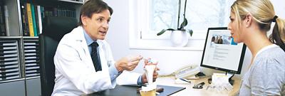 Clinique La Colline Centre de Dermatologie Header EN