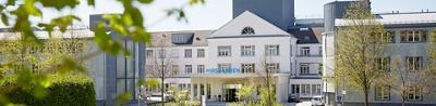 Klinik Hirslanden front view