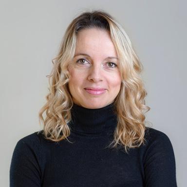 Portrait von Sandra Müller