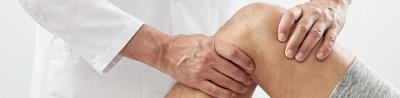 Knieuntersuchung
