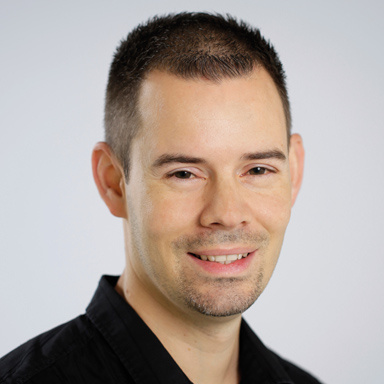 Marcel Fahrni Leiter Spitaltechnik