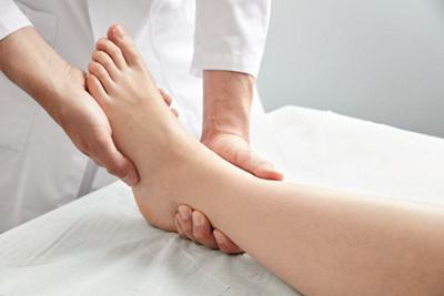 Orthopädie Fussgelenk