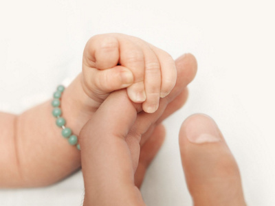 Hirslanden Privé Baby Hand