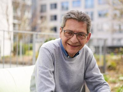 Portrait Foto von Herr Bianchera