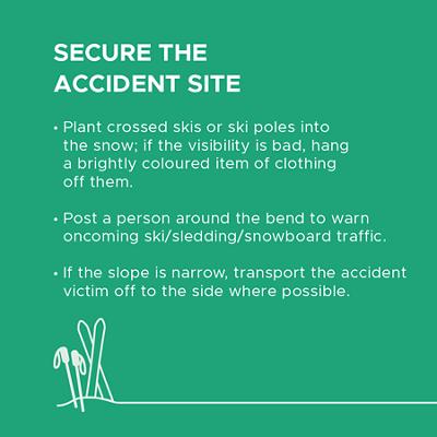 Winter emergency first aid 1