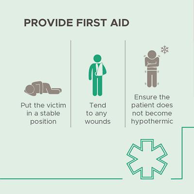 Winter emergency first aid 2