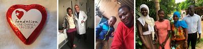 hirslanden clinique Cecil Fondation une chance un coeur
