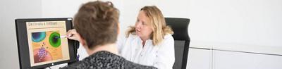 Hirslanden Clinique des Grangettes | Centre du sein | diagnostic et traitement