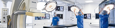 Hybrid Operationssaal