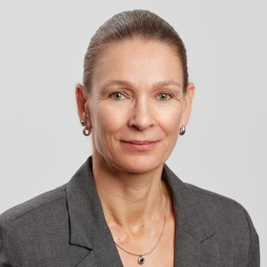 Portrait von Marianne Kälin