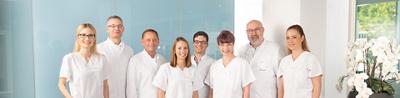 Team des Urologie Zentrums Aarau