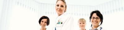 Mitarbeitende der Hirslanden Klinik Aarau