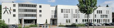 Klinik Birshof Gebaeude