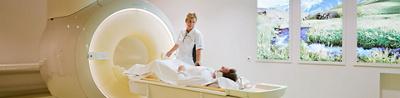 MRI Gerät der Klinik Im Park