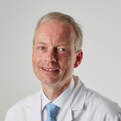 Portrait Prof. Joachim Diebold
