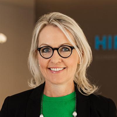 Portrait Christina Bärtsch, Leiterin Marketing & Kommunikation