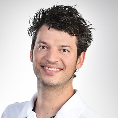 Simon Barthold, dipl. Physiotherapeut Klinik Stephanshorn