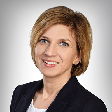 Karin Binder, Fachexpertin für Infektionsprävention im Gesundheitswesen