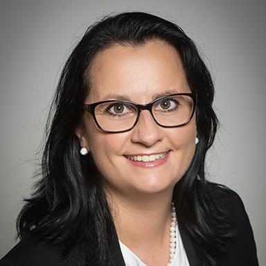 Claudia Bleiker, Relationship Managerin Klinik Stephanshorn und Klinik Am Rosenberg