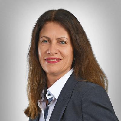 Claudia Hinder, Mitarbeiterin Guest Relations