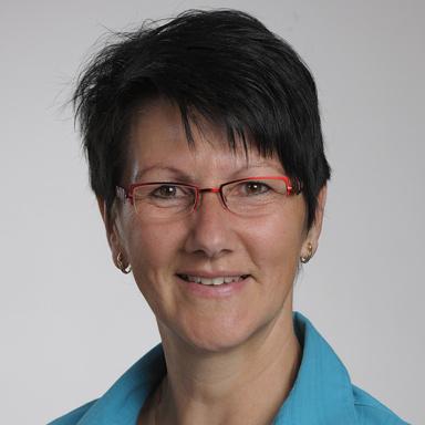 Portrait Elisabeth Unternährer, Pflegefachfrau