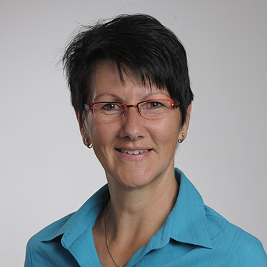 Elisabeth Unternährer, Teamleiterin Station 2 Klinik Stephanshorn