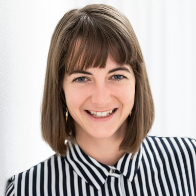 Fabrina Eugster, Ernährungsberaterin