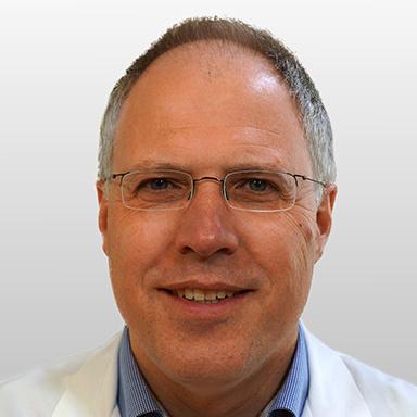 Wolfram Jochum, Facharzt für Pathologie