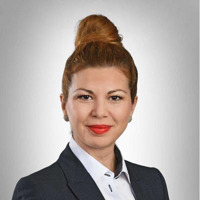 Jozefina Tuci, Mitarbeiterin Guest Relations