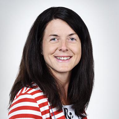 Michaela Eugster, Ausbildungsverantwortliche Pflegeberufe