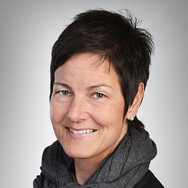 Michaela Senn, Teamleiterin Anästhesiepflege Klinik Stephanshorn