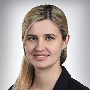 Monika Güttinger, Teamleiterin Intensivpflegestation Klinik Stephanshorn