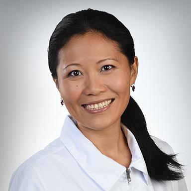 Noemy Kühni, Breast Care Nurse im Brustzentrum Stephanshorn