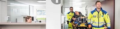 Notfallaufnahme Klinik Stephanshorn