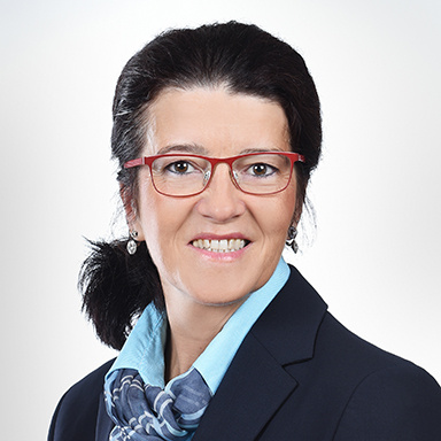 Sabine  Hoppe, Mitarbeiterin Guest Relations