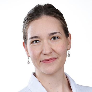 Portrait von Samira Keel