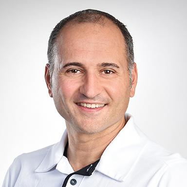 Massimo Stile, Leiter Physiotherapie Klinik Stephanshorn