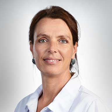Karin Zwerenz, dipl. Pflegefachfrau