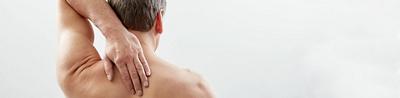 Consultation orthopédique à l'épaule
