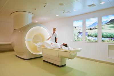 Magnetresonanztomographie MRI