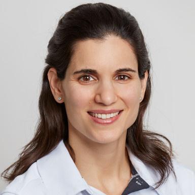 Portrait von Sara Coucheman