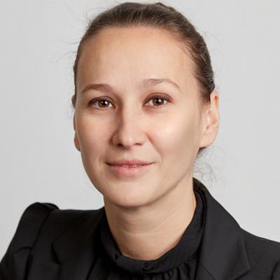 Portrait von Sonja Jocovic